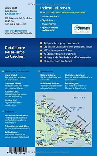 Usedom Reiseführer Michael Müller Verlag: Individuell reisen mit vielen praktischen Tipps. - 2