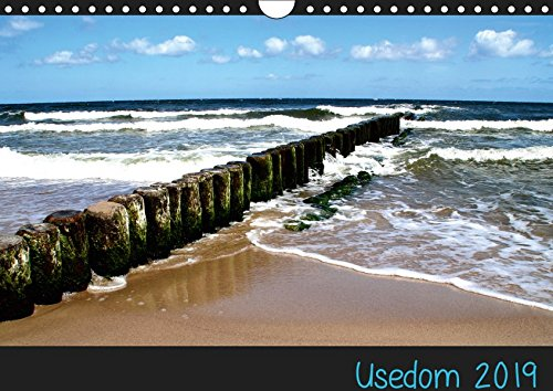 Usedom 2019 (Wandkalender 2019 DIN A4 quer)