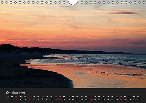 Usedom 2019 (Wandkalender 2019 DIN A4 quer): verschiedene Ansichten der Insel Usedom (Monatskalender, 14 Seiten ) (CALVENDO Orte) - 11