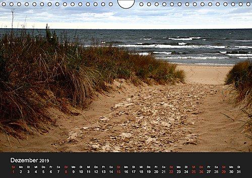 Usedom 2019 (Wandkalender 2019 DIN A4 quer): verschiedene Ansichten der Insel Usedom (Monatskalender, 14 Seiten ) (CALVENDO Orte) - 13