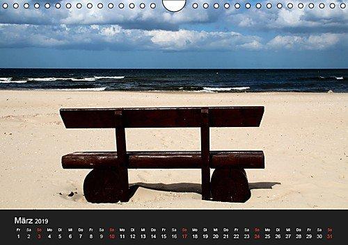 Usedom 2019 (Wandkalender 2019 DIN A4 quer): verschiedene Ansichten der Insel Usedom (Monatskalender, 14 Seiten ) (CALVENDO Orte) - 4