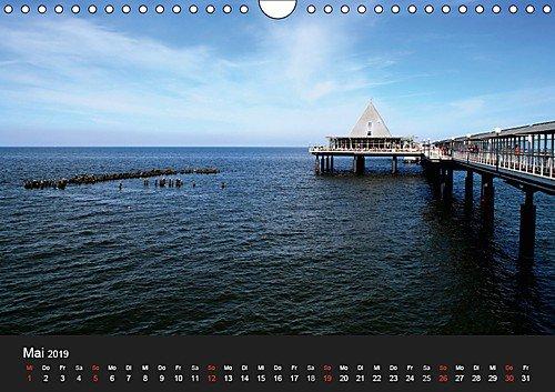 Usedom 2019 (Wandkalender 2019 DIN A4 quer): verschiedene Ansichten der Insel Usedom (Monatskalender, 14 Seiten ) (CALVENDO Orte) - 6