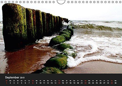 Usedom 2019 (Wandkalender 2019 DIN A4 quer): verschiedene Ansichten der Insel Usedom (Monatskalender, 14 Seiten ) (CALVENDO Orte) - 10