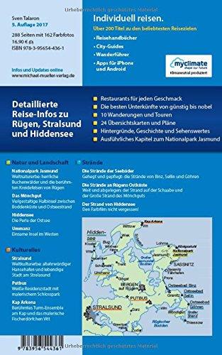 Rügen - Stralsund - Hiddensee Reiseführer Michael Müller Verlag: Individuell reisen mit vielen praktischen Tipps. - 2