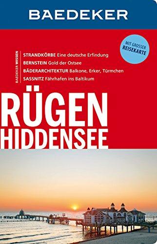 Baedeker Reiseführer Rügen, Hiddensee: mit GROSSER REISEKARTE