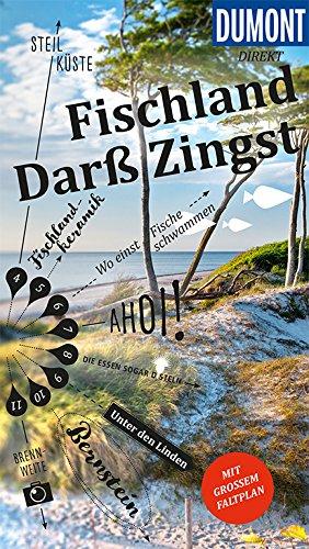 DuMont direkt Fischland Darß Zingst: Mit großem Faltplan