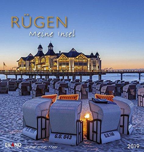 Rügen - Kalender 2019: Meine Insel