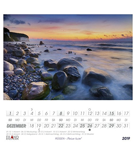 Rügen - Kalender 2019: Meine Insel - 13