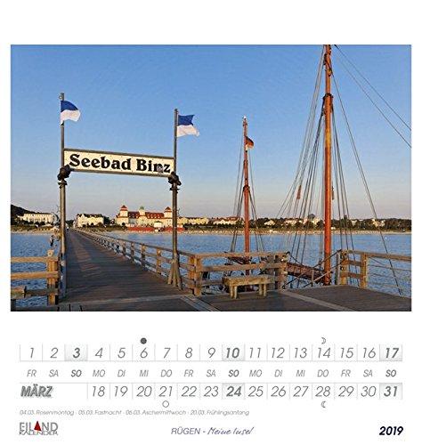 Rügen - Kalender 2019: Meine Insel - 4