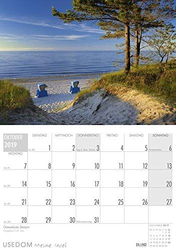 Usedom …meine Insel - Kalender 2019 - 12