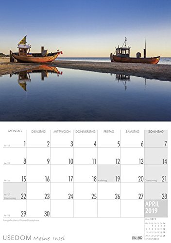 Usedom …meine Insel - Kalender 2019 - 6
