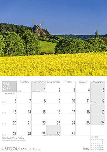 Usedom …meine Insel - Kalender 2019 - 7