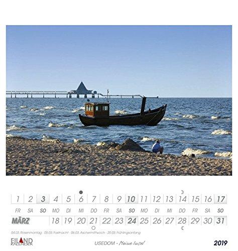 Usedom - Kalender 2019: Meine Insel - 4