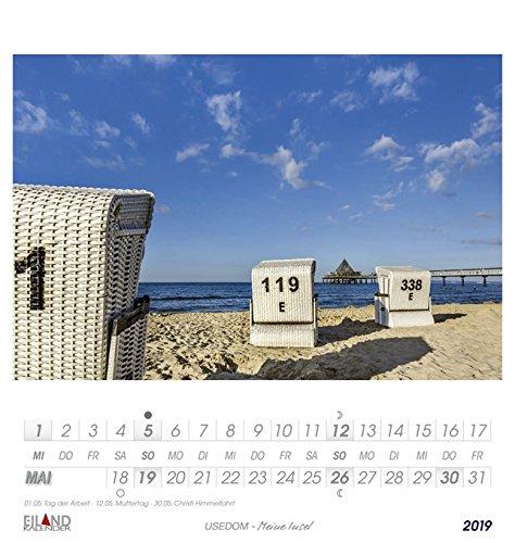 Usedom - Kalender 2019: Meine Insel - 6