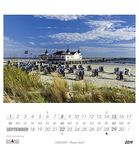 Usedom - Kalender 2019: Meine Insel - 10