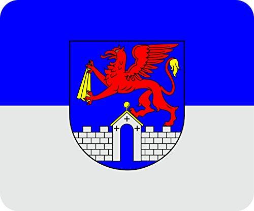 UB Mauspad Textil Anklam Flagge / Fahne Neuware!!!