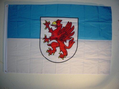 Fahnen Flaggen VORPOMMERN 150 x 90 cm