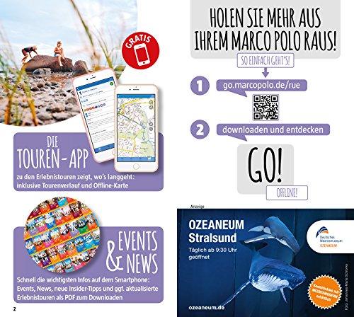 MARCO POLO Reiseführer Rügen, Hiddensee, Stralsund: Reisen mit Insider-Tipps. Inkl. kostenloser Touren-App und Events&News. - 3
