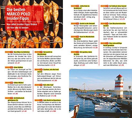 MARCO POLO Reiseführer Rügen, Hiddensee, Stralsund: Reisen mit Insider-Tipps. Inkl. kostenloser Touren-App und Events&News. - 5
