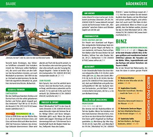 MARCO POLO Reiseführer Rügen, Hiddensee, Stralsund: Reisen mit Insider-Tipps. Inkl. kostenloser Touren-App und Events&News. - 6